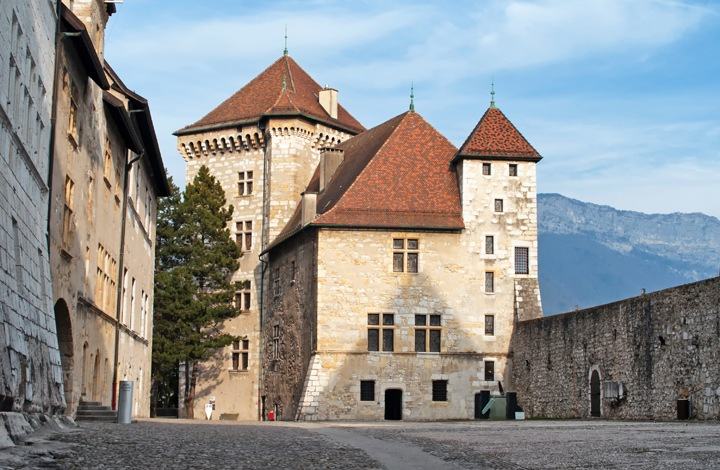 Annecy-castle